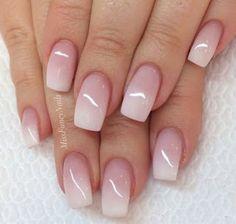 15 Diseños Ombre para lucir unas hermosas uñas ~ Manoslindas.com