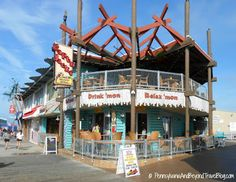 Capt'n Jack's Island Grill in Wildwood New Jersey