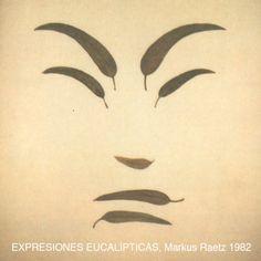 Expresiones Eucalípticas, Markus Raetz.