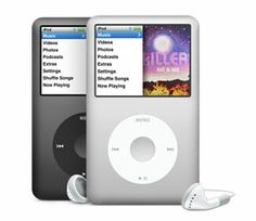 Although there are loads of iPhones, there is something about having the classic iPod that feels...so right. ;^)