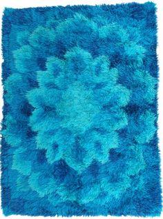 'Axminster' Rya Rug by Dahlvik Rugs, Rya Rug, Creative Textiles, Rug Inspiration, Floor Art, Traditional Rugs, Textile Patterns, Rug Hooking, Rugs On Carpet, Carpets