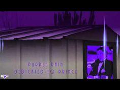 Sleep Inducing Purple Rain Meditation Tribute
