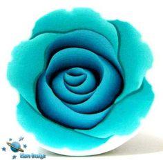 Teal aqua rose cane   Flickr - Photo Sharing!