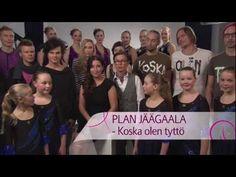 Plan Jäägaala -- Koska olen tyttö Espoon Barona Areenalla 19.4.2012