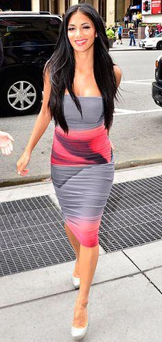 Nicole Scherzinger vs. Shanola Hampton