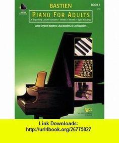 Bastien Piano for Adults Book 1  2 (2 Book Set, KP1B  KP2B) Jane Bastien ,   ,  , ASIN: B002WDQ7E6 , tutorials , pdf , ebook , torrent , downloads , rapidshare , filesonic , hotfile , megaupload , fileserve: