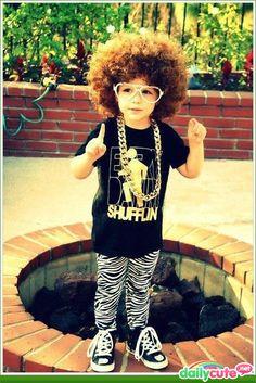 i wish this were my child. is that weird?