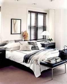 WE have to stick to the basic decor while styling mens bedroom . IT must be simple but at the same time elegant & stylish.THE colour selected must be a bit dull which gives a masculine effect to the decor .THE curtains , decor , bed all must be placed perfectly .Read more
