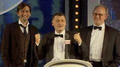 David Tennant, Steven Moffat and Peter Davison Accept TV Choice Doctor Who Award | DAVID TENNANT NEWS FROM WWW.DAVID-TENNANT.COM
