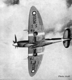 Privately run, unofficial website on the South African Air Force. All suggestions are welcome - Dean Wingrin Ww2 Aircraft, Fighter Aircraft, Fighter Jets, Military Helicopter, Military Aircraft, South African Air Force, The Spitfires, Supermarine Spitfire, Army Vehicles