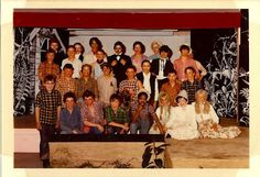 Tom Sawyer 1972 — at City of Coventry School.