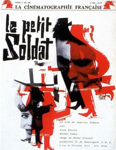 """jean luc godard movie posters   In album """" Movie Poster Collection - French Film """" by movpos"""