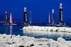 One of the fantastic sights at the America's Cup...     emeajobs.oracle.com