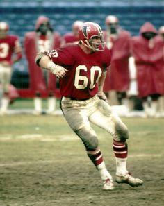 Tommy Nobis of the Atlanta Falcons.