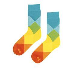 Stereo Socks79% Cotton 19% Polyamide2% Elastane