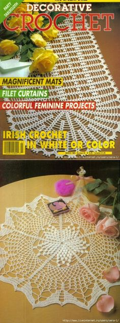 Decorative Crochet 32 03-1993