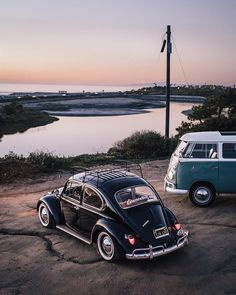 Vintage Volkswagen vehicles converted to electric power by Zelectric Motors in San Diego