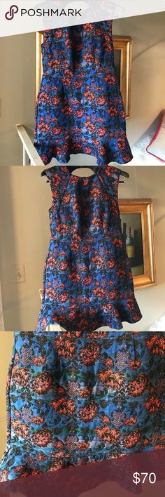 New Twelfth Street Cynthia Vincent Floral dress 8 Super cute dress new with tags on Twelfth Street by Cynthia Vincent Dresses Mini