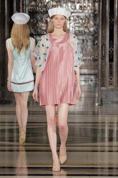London Fashion Week, SS '14, Yeashin