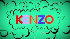 Kenzonique by KENZO. Directed by