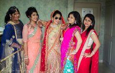 Coolest indian bride/ ankitmehtaphotography.com