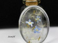 Forgetmenot with Dandelion