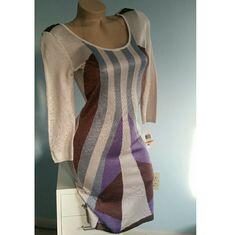 Spotted while shopping on Poshmark: Deco sweater dress! #poshmark #fashion #shopping #style #Bar III #Dresses & Skirts