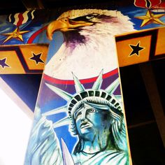 Lincoln Park Murals. El Paso, Texas.