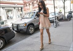 The Urban Vogue: Summer On The Streets