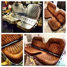 Custom Bench 60/40 - Hand Made Seat Co. - Jamey Jordan