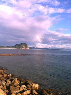 rainbow(Minami-Shimabara,Japan)