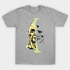face of man - Face Illustration - T-Shirt Face Illustration, Male Face, Mens Tops, T Shirt, Fashion, Tee, Moda, La Mode, Male Faces