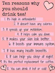 Natural green tea!!!