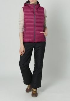 CMP - Chaleco - lampone Winter Jackets, Fashion, Vestidos, Wraps, Moda Femenina, Feminine Fashion, Elegant, Women, Winter Coats