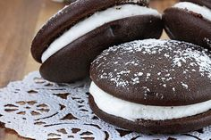 Old-Fashioned Dessert Recipe: Homemade Whoopie Pies
