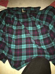 A personal favorite from my Etsy shop https://www.etsy.com/listing/496355127/awesome-plaid-coloreed-shirt-beautiful
