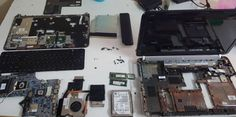 Almost bricked my HP DV6 laptop by cleaning its Cooling Fan - Its4US