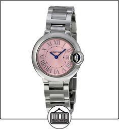 CARTIER BALLON BLEU DE CARTIER RELOJ DE MUJER CUARZO 28MM W6920038  ✿ Relojes para mujer - (Lujo) ✿