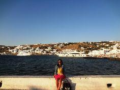 Old Port - Mykonos - Grecia