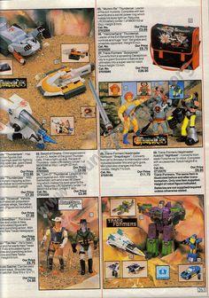Thundercats Argos catalogue 1988