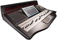 NEVE GENESYS BLACK RECORDING CONSOLE - 32 CHANNEL
