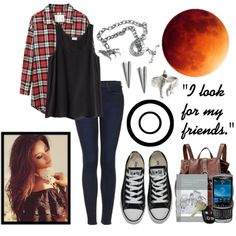 """""""Fem!Scott McCall Inspired Set"""" by iconicgirl416 on Polyvore"""