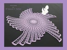 Die 46 Besten Bilder Von Deckchen In 2018 Crochet Doilies Crochet