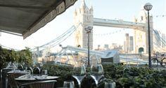 Le Pont de la Tour in London