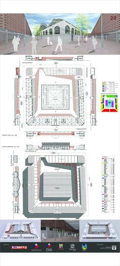 Lamina Mercado de Talca / Talca CHILE / PLAN Arquitectos