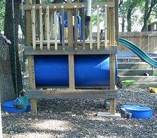 Kids Playground Equipment – Playground Fun For Kids Kids Outdoor Play, Kids Play Area, Backyard For Kids, Backyard Projects, Outdoor Projects, Outdoor Fun, Play Areas, Indoor Play, Backyard Ideas