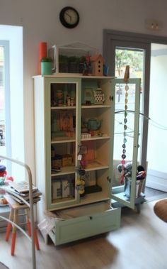 On Pinterest Craft Room Storage Sewing Spaces And Sewing Studio
