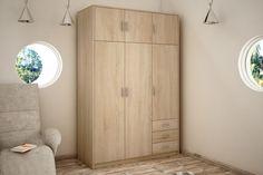 6-dverová šatníková skriňa VILMA Vám poskytne množstvo úložného priestoru. K dispozícií máte vešiakovú tyč, 5 priestranných políc a 3 zásuvky. V prevedení dub sonoma. K dispozícií máte ďalších 6 farebných prevedení na výber. #byvanie #domov #nabytok #skrine #klasickeskrine #modernynabytok #designfurniture #furniture #nabytokabyvanie #nabytokshop #nabytokainterier #byvaniesnov #byvajsnami #domovvashozivota #dizajn #interier #inspiracia #living #design #interiordesign #inšpirácia Jelsa, Armoire, Tall Cabinet Storage, Furniture, Home Decor, Clothes Stand, Decoration Home, Closet, Room Decor