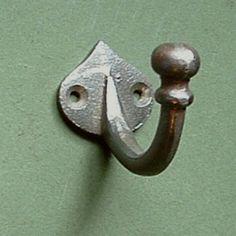 Small Cast Iron Bun Hooks