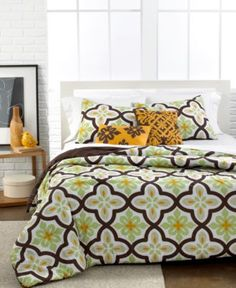 Zooey 5 Piece Comforter and Duvet Cover Sets - Apartment Bedding - Bed & Bath - Macy's